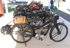 This Malvern Star was used as a posty bike in nearby Waanyarra
